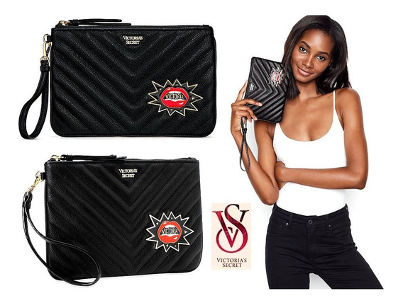 Victoria Secret Clutch Cartera De Mano Ult Coleccion!!