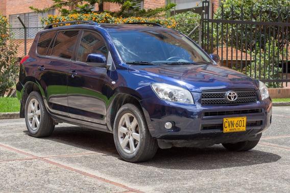 Toyota Rav4 Imperial 4x4 Modelo 2008 2400cc 16v