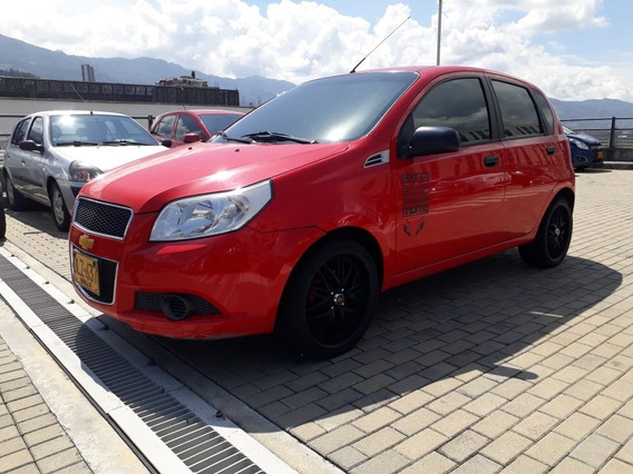 Chevrolet Aveo Emotion 1600cc Automatico 4x2 Gas-gasolina