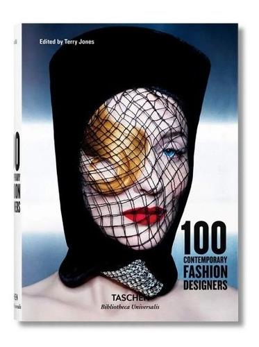 Libro Taschen 100 Contemporary Fashion Designers Li836557252