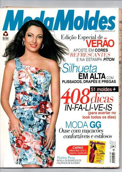 Revista Moda Moldes E Manequim Com Moldes