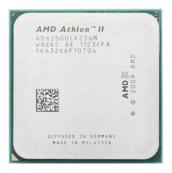 Processador Amd Athlon Ii X2 250 Adx2500ck23gm Pc Gamer Cpu