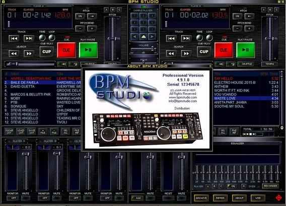 Bpm Studio Pro. Play Para Dj