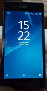 Sony Z3 Experia Com Caixa Original