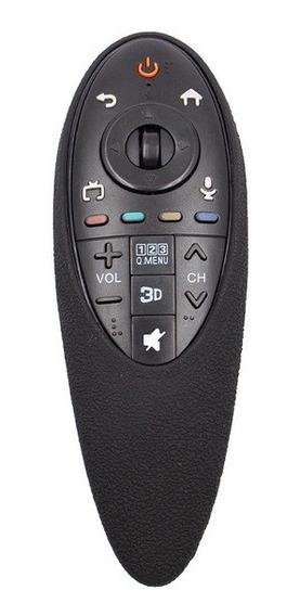 Capa Silicone Para Controle Tv Lg Magic An-mr500