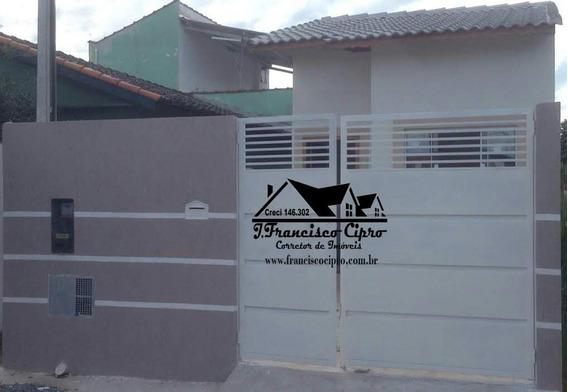 Casa A Venda No Bairro Vila Nunes Em Lorena - Sp. - Cs010-1