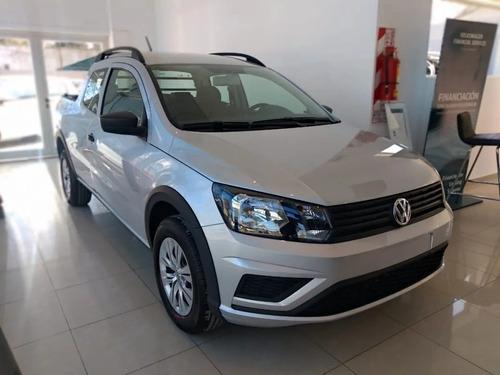 Volkswagen Saveiro Cabina Doble Comfortline Entrega Ya