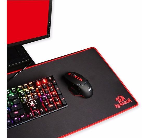 Mousepad Gamer Redragon Suzaku Extended - P003