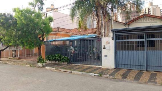 Casa Com 2 Dormitórios À Venda, 90 M² Por R$ 350.000 - Botafogo - Campinas/sp - Ca11585