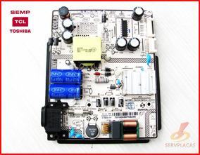Placa Fonte Semp Toshiba 40l2600 Shg4202a01-101h + Nota Fisc