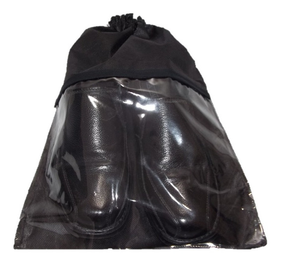 Saco Protetor P/ Sapatos - Rivera - Kit C/ 10