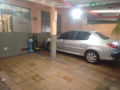 Imagem 1 de 15 de Casa 4 Dormitórios No Bairrovila Mathias! - 2847