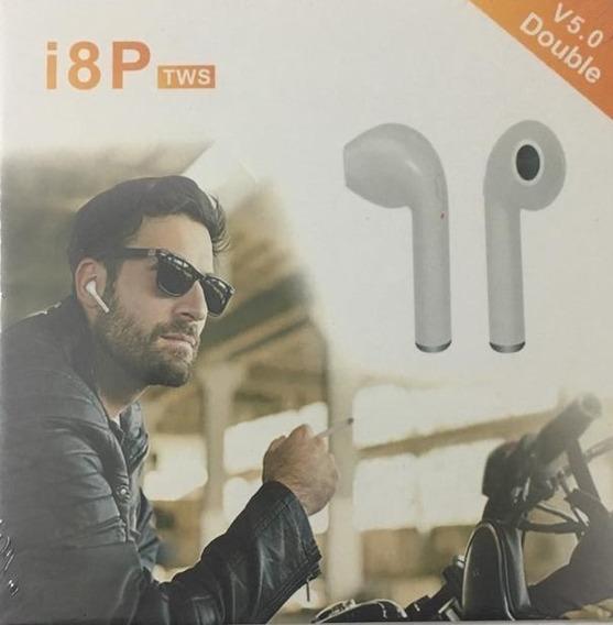 Fone De Ouvido Bluetooth I8p Tws, Tipo Air Pods, Premium