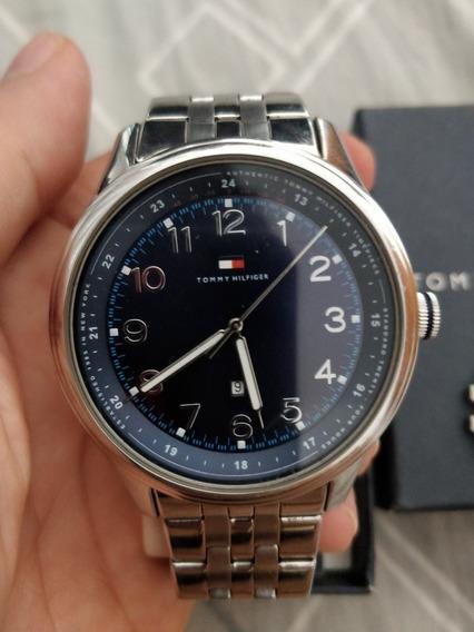 Relógio Tommy Hilfiger Com Caixa