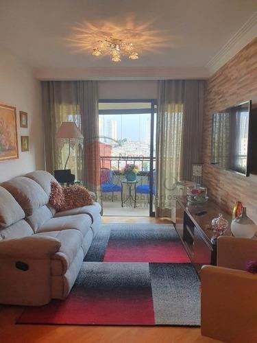 Apartamento - Mooca - Ref: 9671 - V-9671