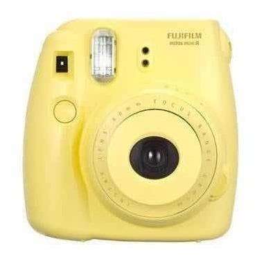 Câmera Fugifilme Instax 8 Mini .