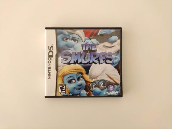 The Smurfs Ds 3ds 2ds Completo Semi-novo Usado