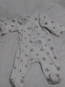 Macacão Londres Inverno Bebê 1 A 3 Meses