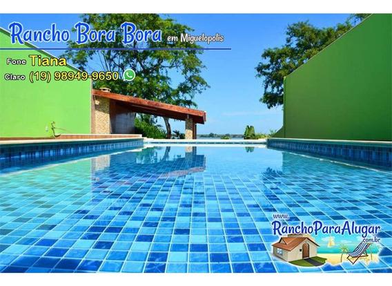 Rancho Bora Bora Para Temporada Ou Venda!