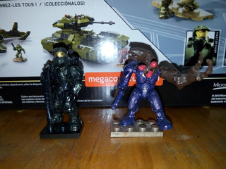 Figuras Halo Mega Construx