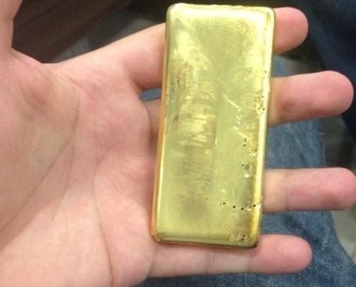Barra De Ouro 18kl 750 5 Gramas