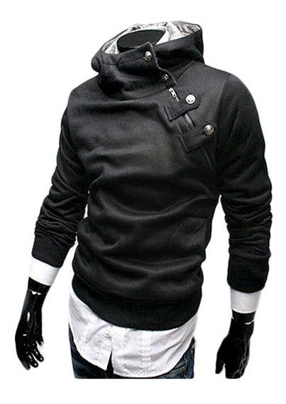 Blusa Moletom Slim Bl002 Jaqueta Casaco Moleton