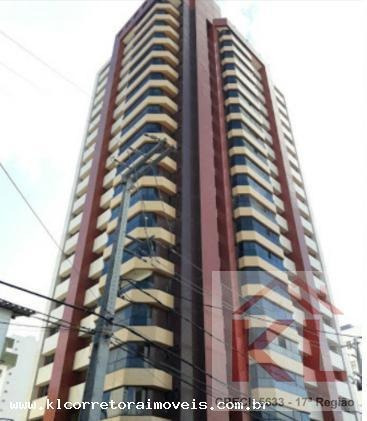 Apartamento Para Venda Em Natal, Barro Vermelho, 3 Dormitórios, 3 Suítes, 5 Banheiros, 2 Vagas - Ka 0847