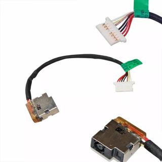 Cable De Jack Pin Carga Hp 15-ac010nr 15-ac000 Largo 12cm