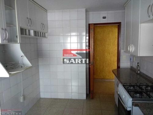 Imagem 1 de 5 de 02 Dormitórios - 70 M² - Pisos Em Porcelanatos  - St13701