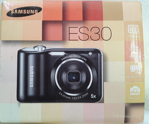 Camara Fotográfica Samsung Es30