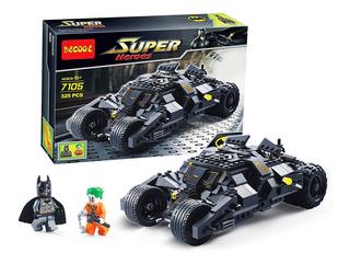 Decool 7105 The Joker Super Hero Building Blocks Toys Bricks