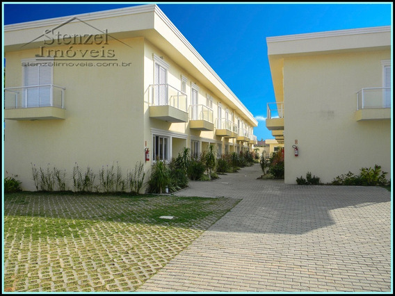 Casa Em Condomínio No Indaiá Em Bertioga - Cc00148 - 68128297