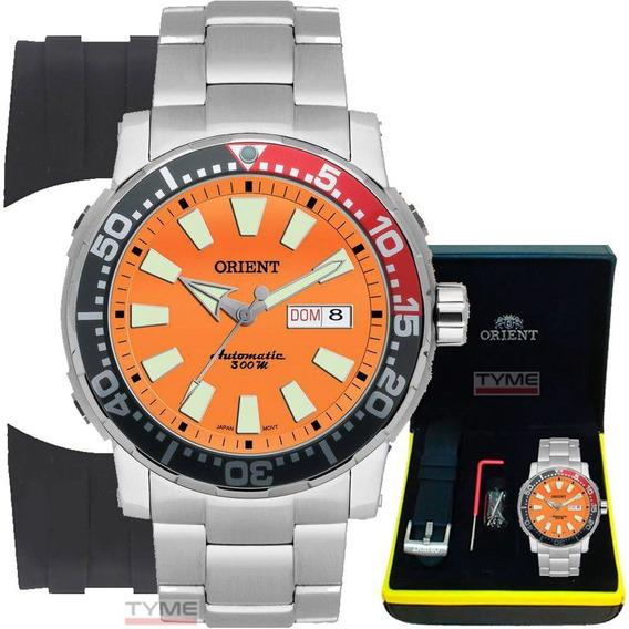 Relógio Orient Poseidon Diver Automático 469ss039 O1sx C/ Nf