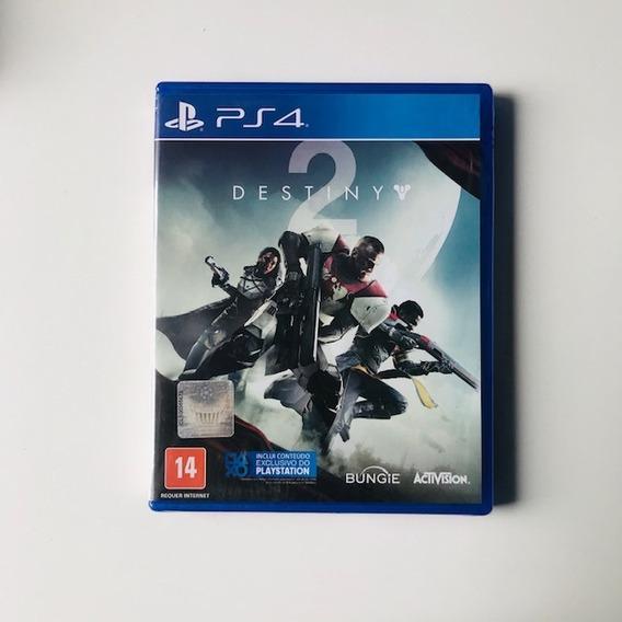 Destiny 2 - Ps4 - Midia Fisica