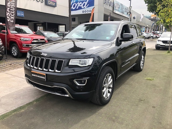 Jeep Grand Cherokee Ltd 3.0