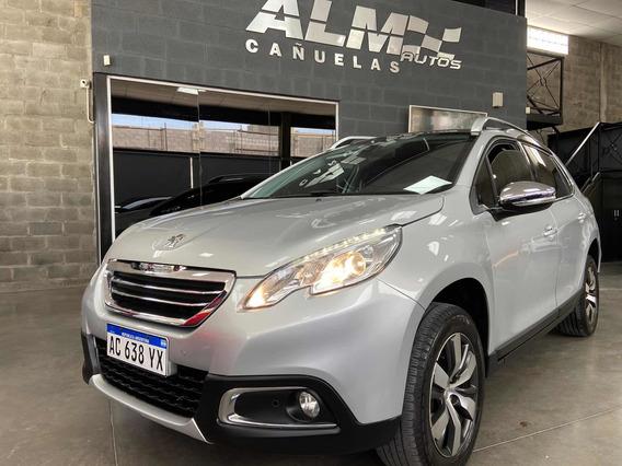 Peugeot 2008 1.6 Thp Sport Mt Mod 2018 Excelente !!!