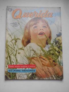 Revista Querida Nº 225 - Rge - Out/1963 - Moda / Mulher