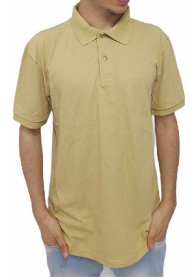 Camisa Masculina Polo Especial Coloridas Venha Ver