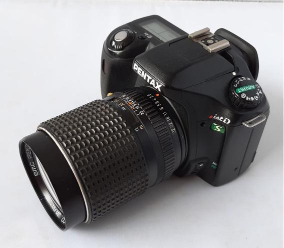 Câmera Digital Pentax Istd + Lente Pentax 2.5/135mm