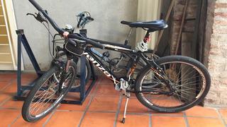 Bicicleta Venzo Yeti R26 Con Accesorios