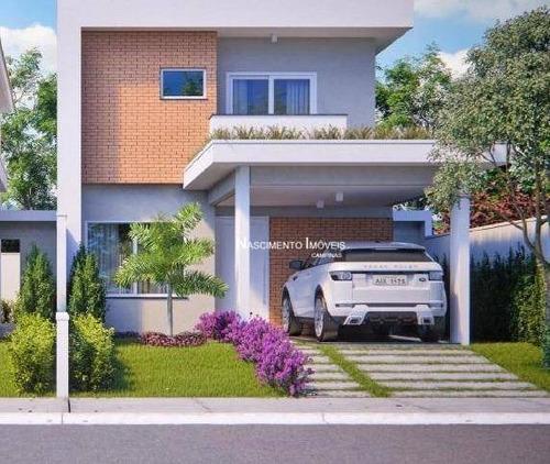 Casa Com 3 Suítes À Venda, 142 M² Por R$ 726.000 - Dos Ortizes - Valinhos/sp - Ca0370