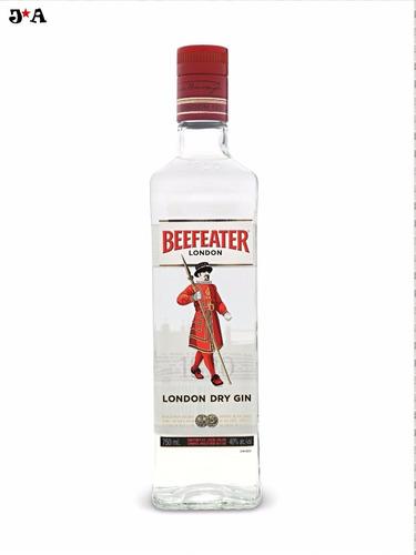 Gin Beefeater London Dry 750ml 100% Original