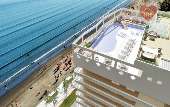 Super Lançamento!!! Aviação, Praia Grande(litoral Sul)!!! - Ap0119