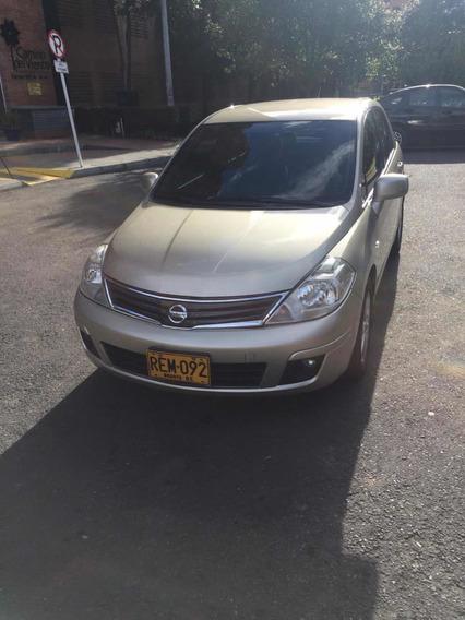Nissan Tiida Premium Sedan Aut