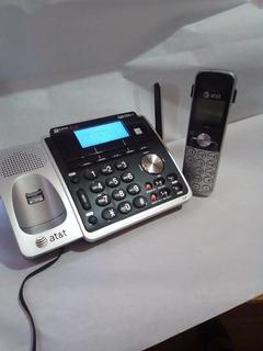 Equipo Telefonico Digital Inalambrico At&t Tl88102