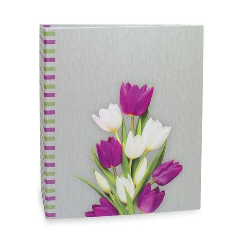 Álbum De Fotos 300 Fotos 10x15 Floral 566 - Ical