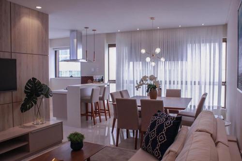 Apartamento Mobiliado, Equipado E Mobiliado, Pronto Pra Mora - 107907