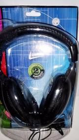 Fone De Ouvido Headphone Com Microfone Leadership 1740