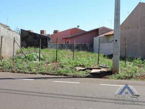 Terreno À Venda, 276 M² Por R$ 180.000,00 - Chácaras Mussahiro - Londrina/pr - Te0468