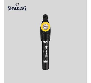 Inflador Pelota Spalding Con Medidor De Presión
